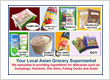Asian Food Specialist Product Image Advert