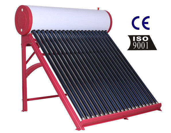 solar water heater compact solar collector