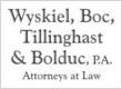 Wyskiel, Boc, Tillinghast & Bolduc, PA