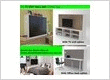 TV Unit Wall Bed from www.diywallbedsmelbourne.com.au