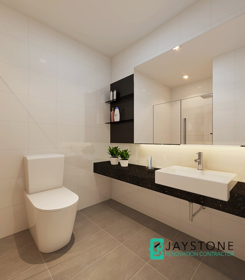 Bathroom Toilet Renovation Jaystone Renovation Contractor