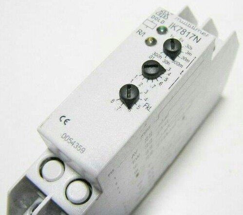 DOLD & SOHNE IK7817N.81/200 AC/DC12-240V 0.02s-300h 0054359