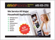 ASAP Appliance Repair of Oklahoma City