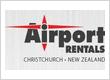 Airport Rentals Christchurch New Zealand