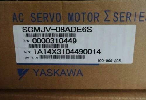 YASKAWA SGMJV-08ADE6S