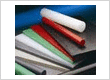 buy Engineering plastic uhmwpe uhmw pe polyethylene plastic sheeting sheet rod bar round