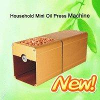 Mini Household Oil Press Expeller Machine