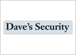 Dave's Security Corporation