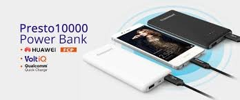 10% discount for Tronsmart Presto portable power bank