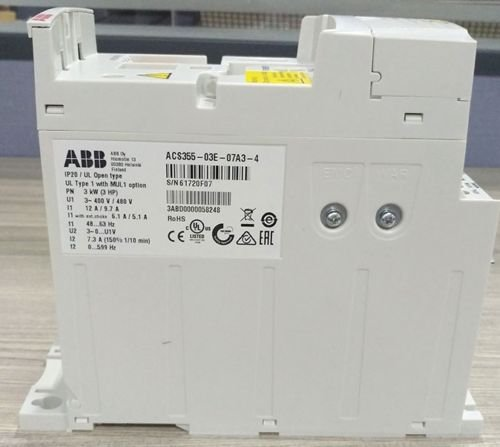 Jual ABB Inverter ACS355-03E-07A3-4