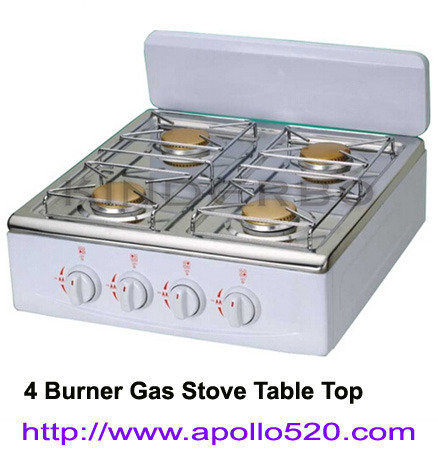 Offer 4 Burner Gas Stove Table Top