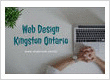 Web Design Kingston Ontario