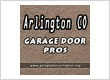 Arlington CO Garage Door Pros