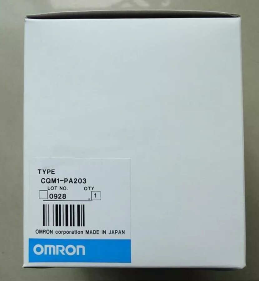 Jual Power Supply OMRON CQM1- PA203