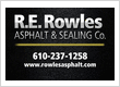 R E Rowles Asphalt Sealing Co