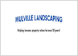 Mulville Landscaping