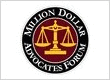 Million Dollar Advocate's Forum Attorney