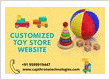 Toy Shop Website Development Company