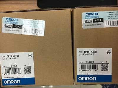 Jual OMRON PLC CP1W-20EDT
