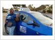 Tisa passed automatic driving test, Dovetail Driving lessons Waterman Bay