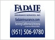 Fadaie insurance Services Inc