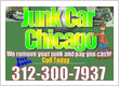 Junk Car Chicago - Cash For Cars