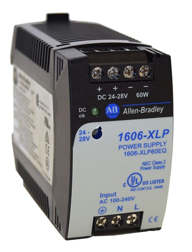 Jual ALLEN BRADLEY Power Supply 1606-XLP60EQ