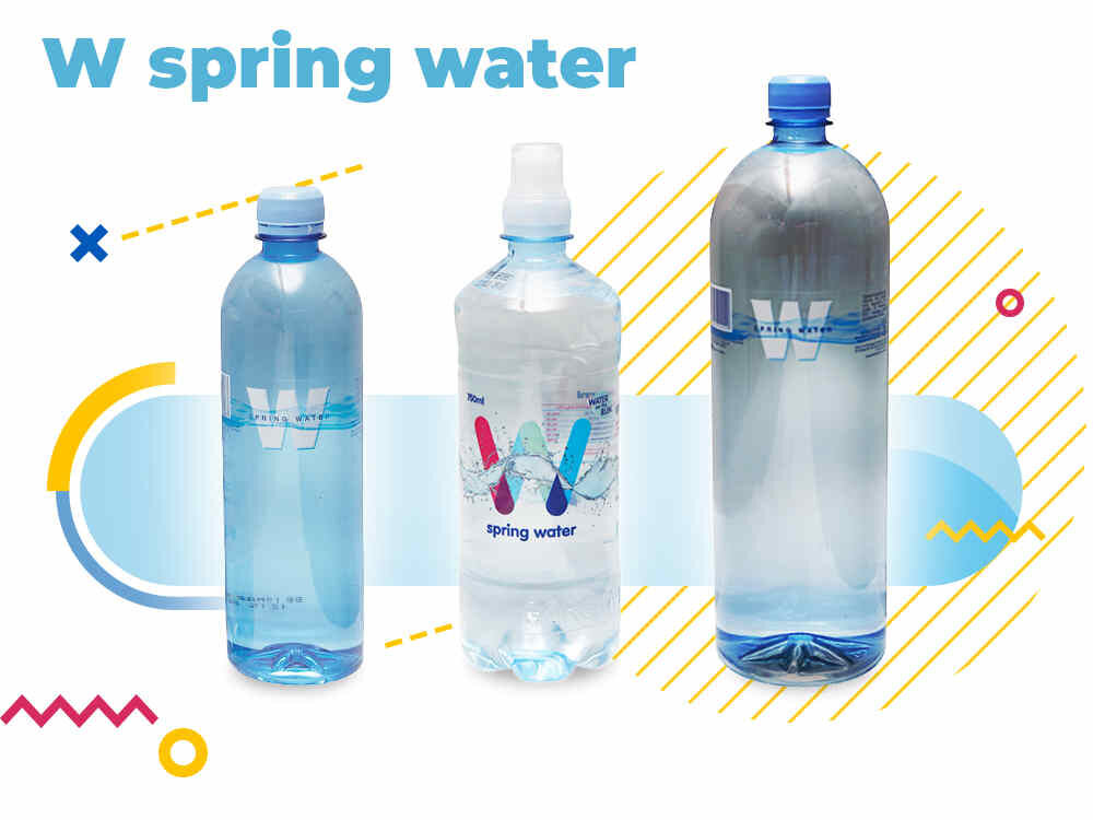 W Spring Water - Premium Quality Bottled Water