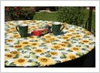 Fitted Tablecloth Sunflower
