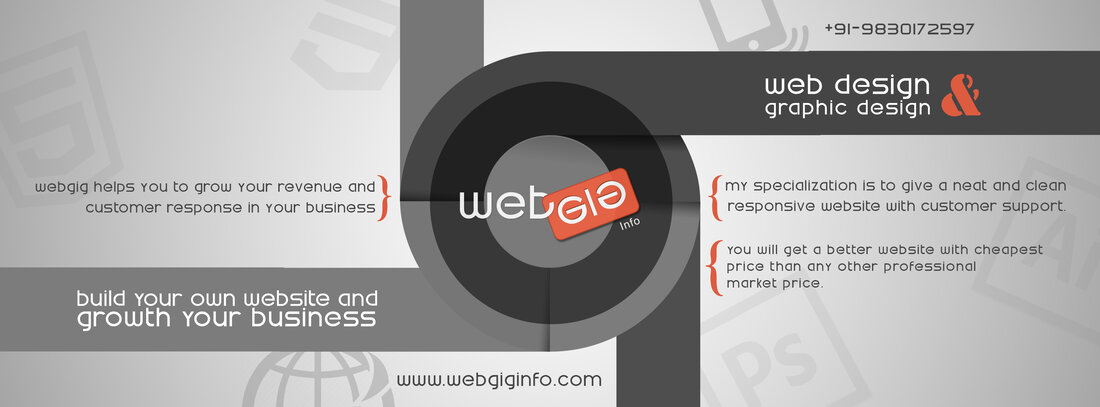 A professional Web Design Company in Kolkata, India.