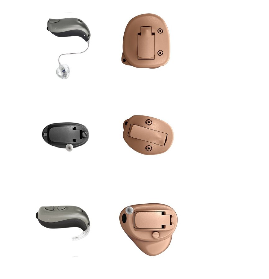 Types of Hearing Aids | JGlasses & Hearing Singapore