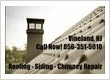 Vineland Roof and Chimney Repair