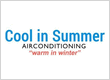 Cool In Summer Airconditioning