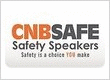 CNBSafe Safety Speakers