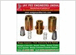 Post Tensioning Grip System Manufacturers Suppliers Exporters in India