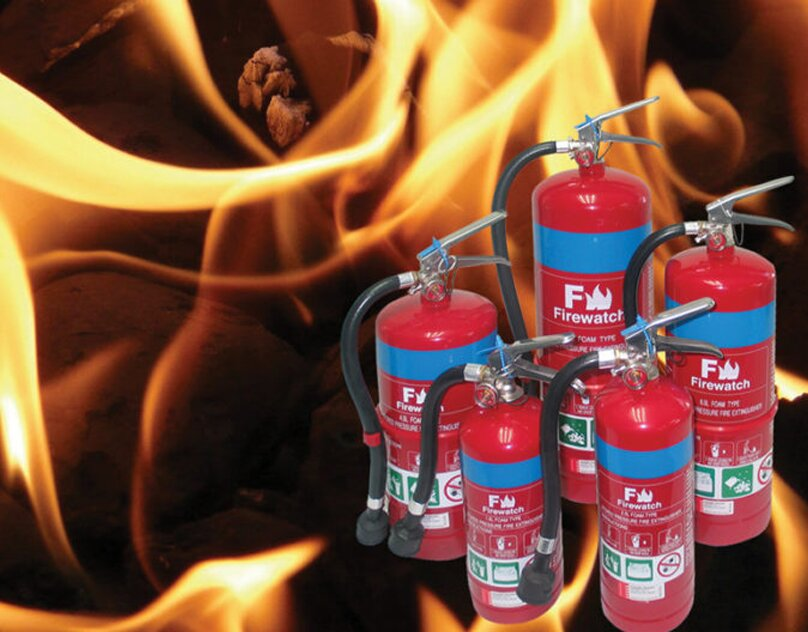 Fire Protection Specialist |  Fire Extinguisher Provider - FireWatch NZ