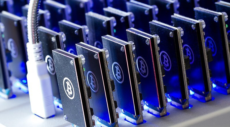 600 Lost Bitcoin mining machines are reported to be in China