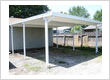 20' x 20' Double Aluminum Carport
