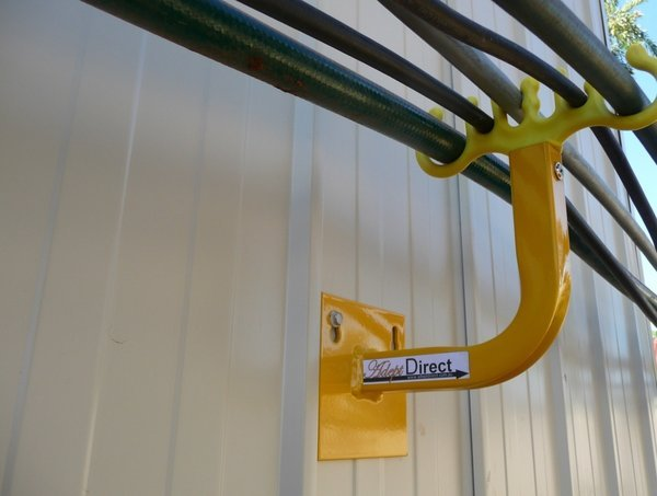Wall Mounted Hose Hanger