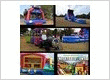 Cheap bounce houses Athens GA - Rucker Family Amusement