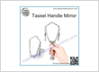 Tassel Handle Mirror