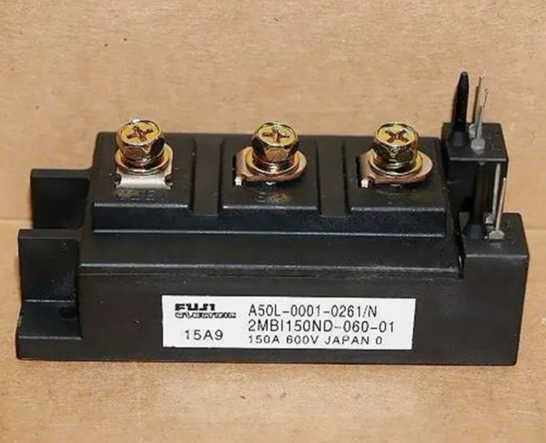 Jual IGBT FUJI ELECTRIC A50L-0001-0261/N 2MBI150ND-060-01