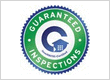 Guaranteed Inspections
