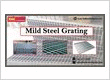 Mild Steel Grating Singapore Bedec Steel Grate providing Mild Steel Grating in Singapore. and our Mild-steel heavy duty gratings shall be used for closed drains subjected to vehicular loadings,   wher