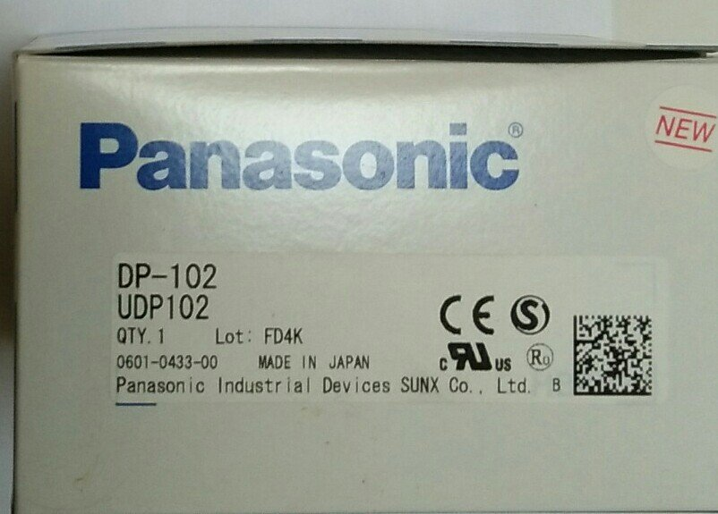 PANASONIC DP-102