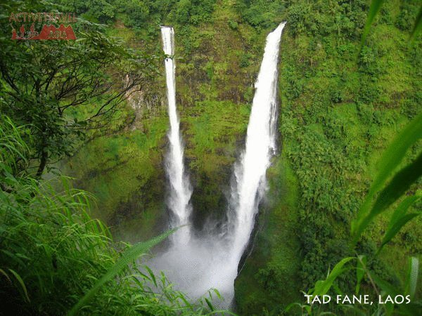 Tad Fane _A picturesque twin set of waterfalls