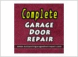 Complete Garage Door Repair