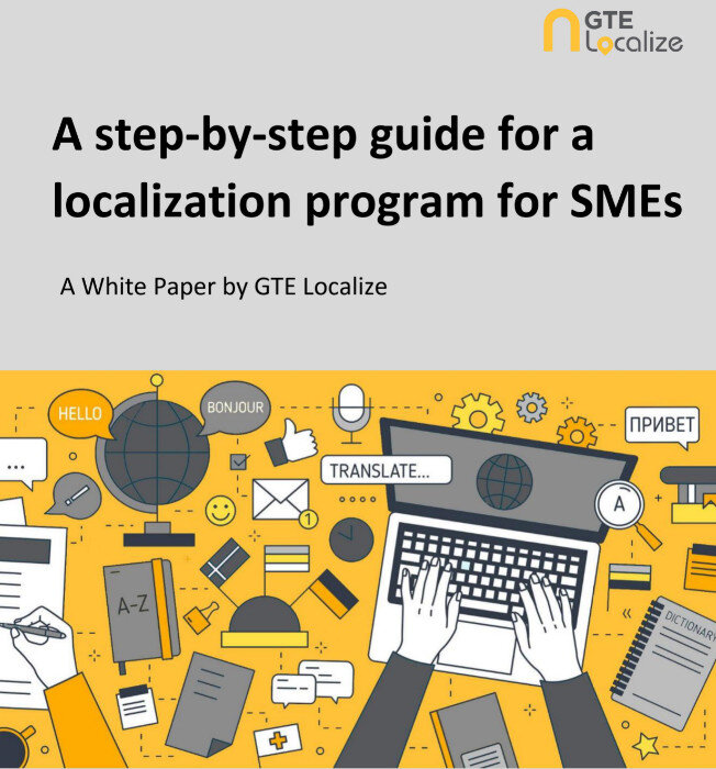 A STEP-BY-STEP GUIDE FOR A LOCALIZATION PROGRAM FOR SMES