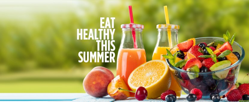 Eat Healthy This Summer