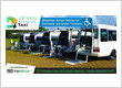 Wheelchair access vehicles for excursions and airport transfers.